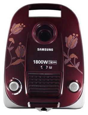 Пылесос Samsung SC4188 (VCC4188V3C/RVC) Vinous - общий вид