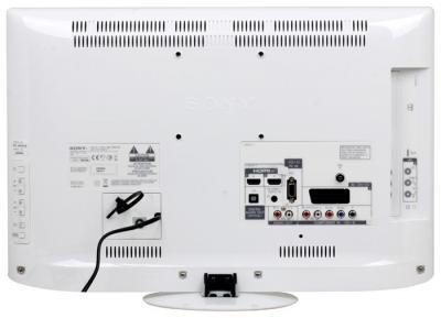 Телевизор Sony KDL-32EX310 - вид сзади