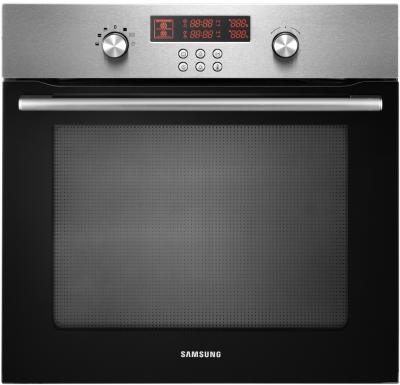 Электрический духовой шкаф Samsung BT621CDST - Вид спереди