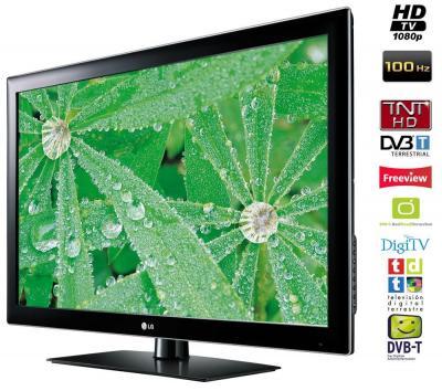 Телевизор LG 47LK530 - общий вид