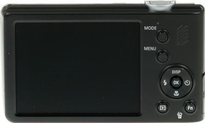 Компактный фотоаппарат Samsung PL210 (EC-PL210ZBPRRU) Red - вид сзади