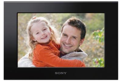 Цифровая фоторамка Sony DPF-C1000 - общий вид