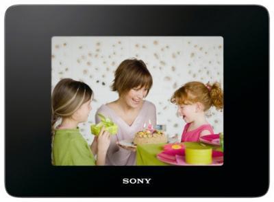 Цифровая фоторамка Sony DPF-D830L - общий вид