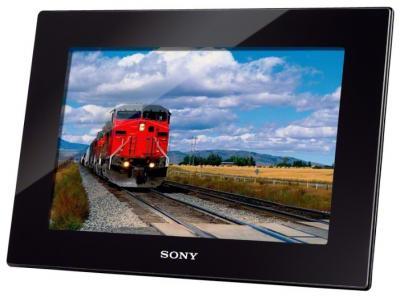 Цифровая фоторамка Sony DPF-HD1000 - общий вид