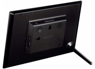Цифровая фоторамка Sony DPF-HD1000 - вид сзади