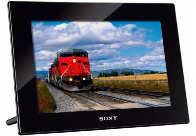 Цифровая фоторамка Sony DPF-HD800 - общий вид