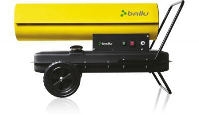 Тепловая пушка Ballu BHD-20 S - вид сбоку