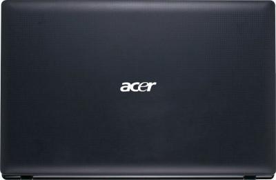 Ноутбук Acer Aspire 5745PG-464G50Miks - вид сверху