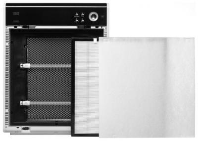 Очиститель воздуха Bimatek AP410 - вид спереди