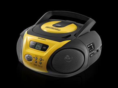 Магнитола SoundMax SM-2405 - вид спереди