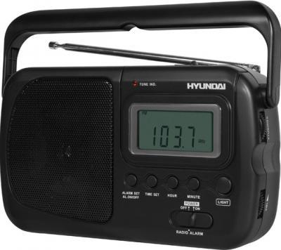 Радиоприемник Hyundai H-1609 - общий вид