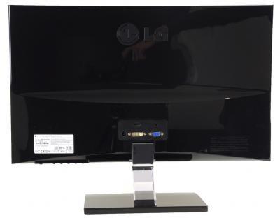 Монитор LG E2360V - задняя панель