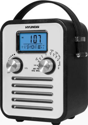 Радиоприемник Hyundai H-1623 - вид сбоку