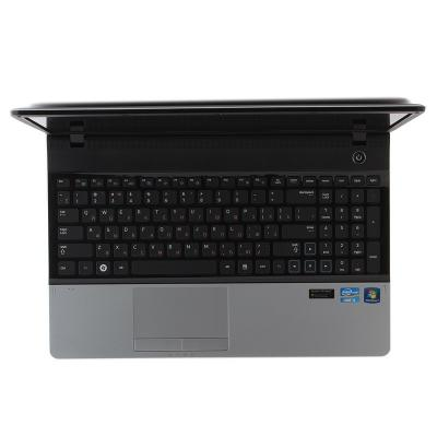Ноутбук Samsung 300E5A (NP-300E5A-A01RU) - сверху