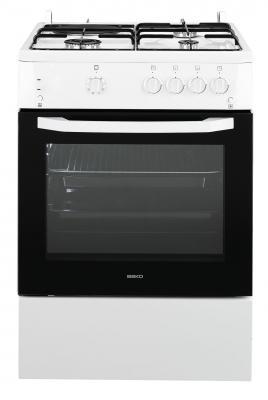 Кухонная плита Beko CSG 63010 GW - общий вид