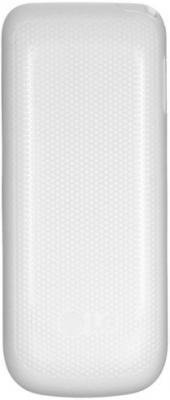 Мобильный телефон LG A100 White - вид сзади