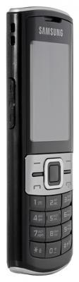 Мобильный телефон Samsung C3011 Black (GT-C3011 MKASER) - вид сбоку