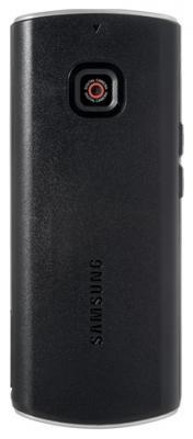 Мобильный телефон Samsung C3011 Black (GT-C3011 MKASER) - задняя панель