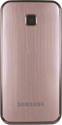 Мобильный телефон Samsung C3560 Pink - вид спереди