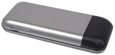 Мобильный телефон Samsung E1182 Silver (GT-E1182 ZSASER) - вид сверху