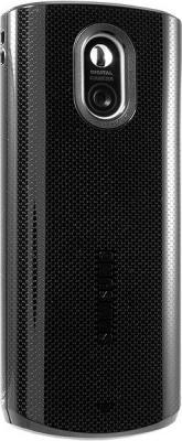 Мобильный телефон Samsung E2121 Black (GT-E2121 ZKBSER) - вид сзади