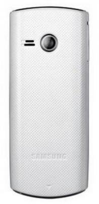 Мобильный телефон Samsung E2232 White (GT-E2232 IWASER) - вид сзади