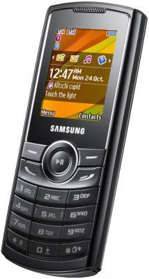 Мобильный телефон Samsung E2232 Black (GT-E2232 ZKASER) - общий вид