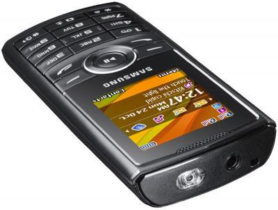 Мобильный телефон Samsung E2232 Black (GT-E2232 ZKASER) - вид сверху