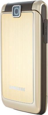 Мобильный телефон Samsung S3600 Gold (GT-S3600 XDISER) - вид сбоку