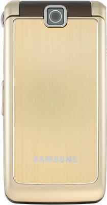 Мобильный телефон Samsung S3600 Gold (GT-S3600 XDISER) - вид спереди