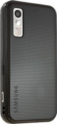 Мобильный телефон Samsung S5230 Star Black (GT-S5230 LKMSER) - вид сзади