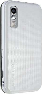Мобильный телефон Samsung S5230 Star White (GT-S5230 OWMSER) - вид сзади