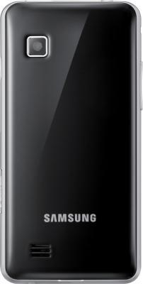 Мобильный телефон Samsung S5260 Star II Black (GT-S5260 OKASER) - вид сзади
