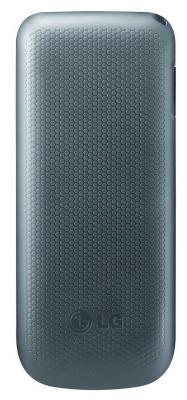 Мобильный телефон LG A100 Gray - вид сзади
