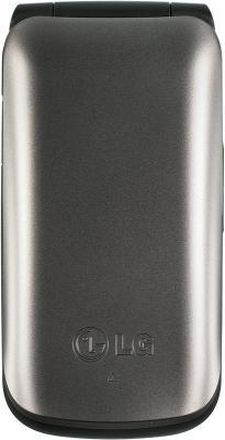Мобильный телефон LG A258 Titan - вид сзади