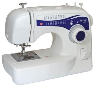 Швейная машина Brother HQ-33 - вид спереди