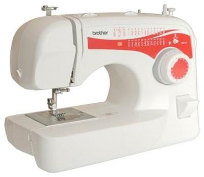 Швейная машина Brother HQ-17 - вид спереди