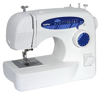 Швейная машина Brother RS-9 - вид спереди