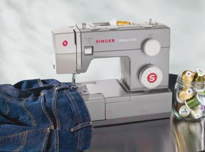 Швейная машина Singer Heavy Duty 4411 - в интерьере