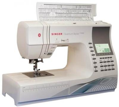 Швейная машина Singer Quantum 9960 - вид спереди