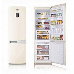 Холодильник с морозильником Samsung RL-55 VGBVB - общий вид