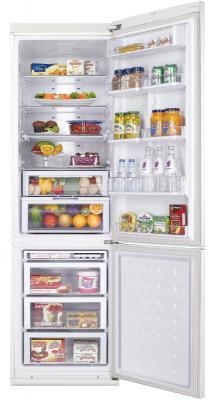 Холодильник с морозильником Samsung RL-55 VTEWG - общий вид