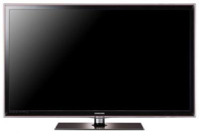 Телевизор Samsung UE55D6100SW - общий вид