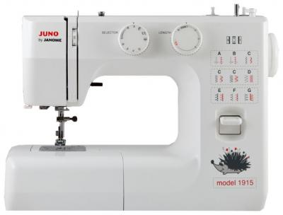 Швейная машина Janome Juno 1915 - вид спереди