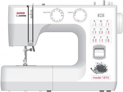 Швейная машина Janome Juno 1915 - общий вид