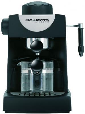 Кофеварка эспрессо Rowenta ES060010 - вид спереди