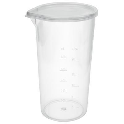 Блендер погружной Scarlett SC-449 - мерный стакан