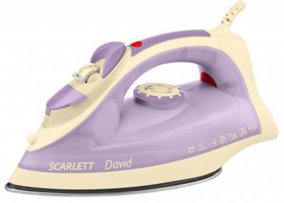 Утюг Scarlett SC-1133S - вид сбоку