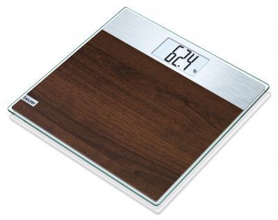 Напольные весы электронные Beurer GS 21 Madeira - вид сверху