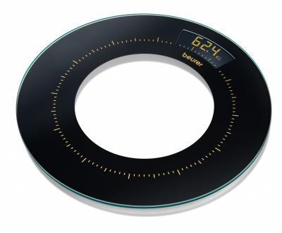 Напольные весы электронные Beurer GS 38 - вид сверху